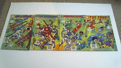 Ultimate Sports Force Nba Superstars 4 Titles Collection 2004 /1469/