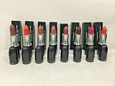 Mac Lipstick Full Size 3g/0.1oz Choose your Shade Brand New in box!