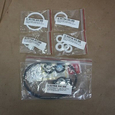 SPARES REPAIR KIT for FLOWSERVE VALTEK Mark1 DN25 Control valve & VL25 actuator