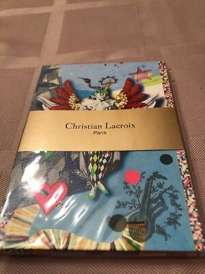 Christian lacroix Icare Notebook 4 1/2 x 6
