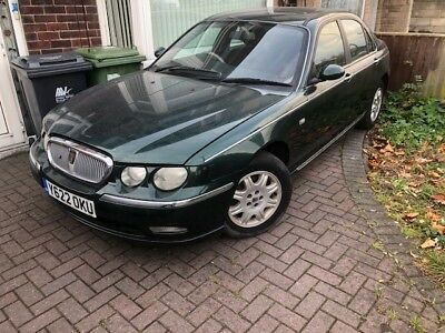 2001Rover 75 very low mileage !!