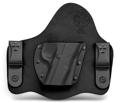 CROSSBREED SUPERTUCK IWB Holster Sig Sauer P320 Compact & Carry  (Leather/Kydex)