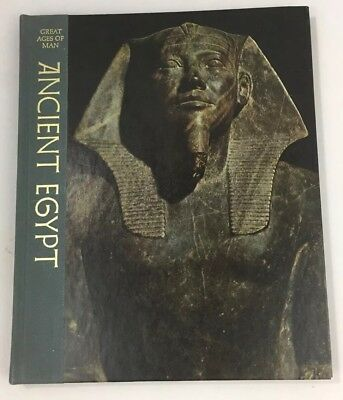 Time Life Books, Great Ages of Man, ANCIENT EGYPT, 1968 hardcover