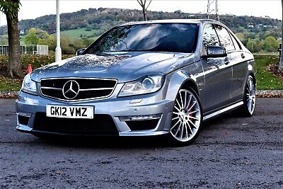 2012 Mercedes C63 AMG Performance Pack PLUS with great spec
