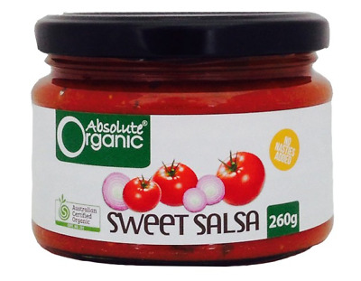 Absolute Organic Sweet Salsa 260g