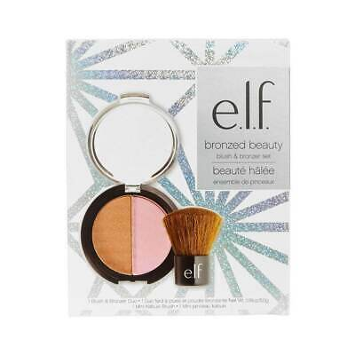 e.l.f. Bronzed Beauty Blush & Bronzer Set