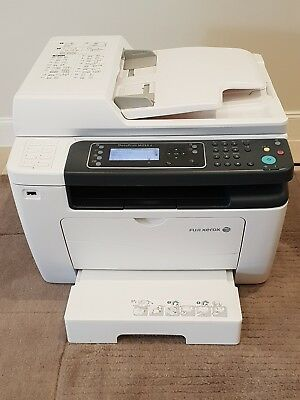 FUJI XEROX DocuPrint M255z Wireless duplexer Printer Copy Scan Fax cost $349