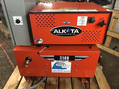Alkota 108 All Electric Steam Cleaner