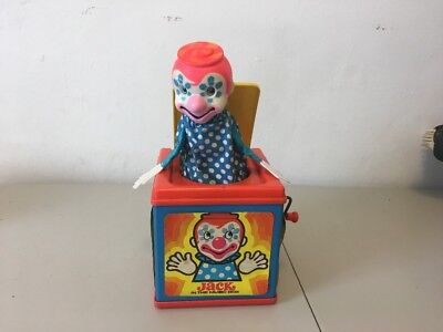 Tolo Toys Musical Jack in the Box T89285