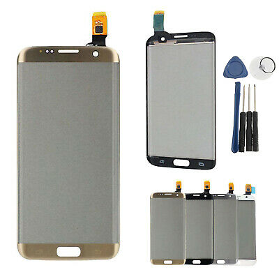 Front Touch Screen Digitizer Full Glass Display For Samsung Galaxy S7 Edge G935