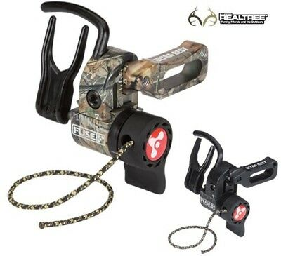 Fuse Ultra Rest Fall-Away Right Hand Edge Camoarrow rest, bowhunting, hoyt