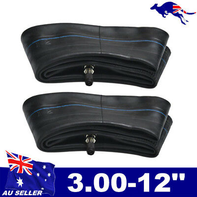 "2x 80/100 3.00 - 12"" Inch Rear Inner Tube 90cc 125cc Dirt PIT TRAIL Pro bike"
