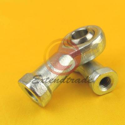 4PC Right Hand 5mm SI5T/K PHSA5 Threaded Female Rod End Joint Bearing