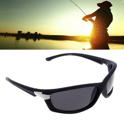 Mens Polarized Sunglasses Driving Cycling Bicycle Sports Outdoor Fishing Goggles