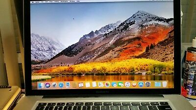 "🍎🍏. Macbook Pro 15"" 1286 -  What A Beast -  i7 , 500Gb HDD . NVidia Graphics"