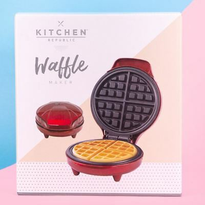 Waffle Maker Non-Stick Maker Electric