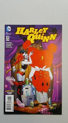 DC Comics: Harley Quinn #22 - New 52 Looney Toons Var - 2016 BN Bagged & Boarded