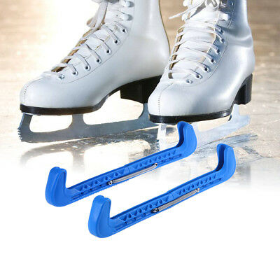 1 Pair Adjustable Ice Skate Walking Blade Guards Hockey Figure Protector Covers