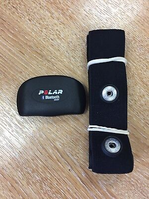 Polar H7 Bluetooth Heart Rate Sensor/ Monitor Smart Tracker Plus Strap