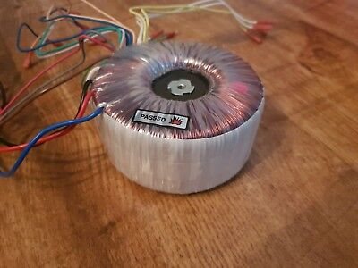 Toroidal Transformer For Soundcraft CPS 275 Console Power Supply