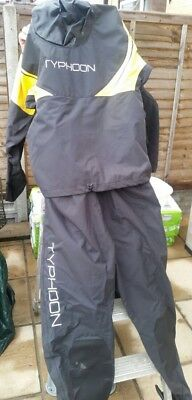 Typhoon drysuit*Reduced By £55.00*  Open To Sensible Offers