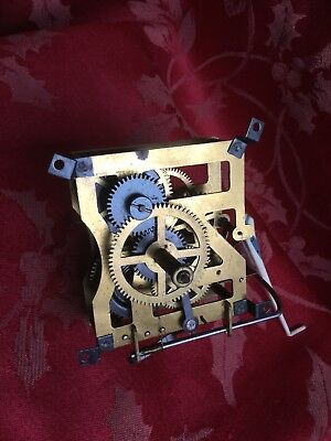 Cuckoo Clock Movement With Bird For Spares Or Repair
