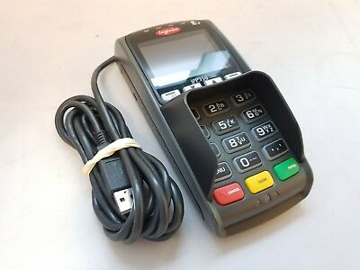 Ingenico Ipp350 01T1214A Chip And Pin Card Reader, Pos Reader, Card Machine X10