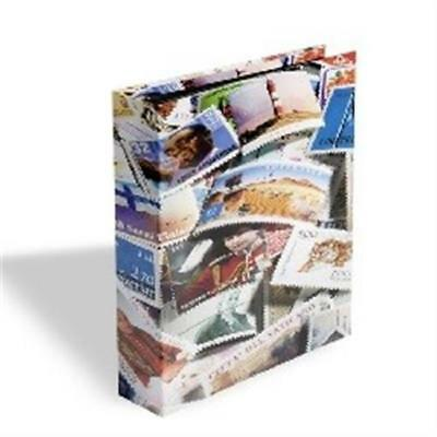 Lighthouse Optima Stamp Binder 4 Rings Album NO PAGES Great Starter New Gift