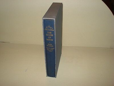 THE HOUSE OF MIRTH Edith Wharton LIMITED EDITIONS CLUB SIGNED by Lily Harmon LEC