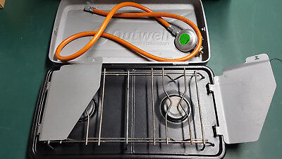 Camping Gas Kocher 2 flammig - Outwell Chef Cooker