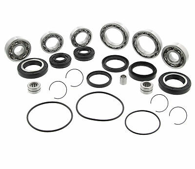 Front & Rear Differential Bearing & Seal Kit Honda FourTrax 300 TRX300 1988-2000
