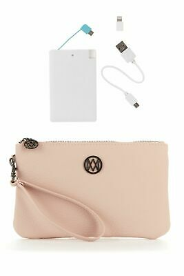 New Marikai Phone Charging Large Womens Purse Wallet by-Strandbags