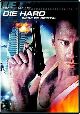 NEW DVD - DIE HARD - Bruce Willis, Bonnie Bedelia, Alan Rickman, Alexander Godun