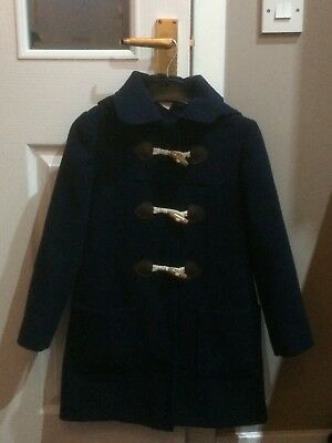 5a33e679352 GIRLS NAVY WINTER Coat Next Age 5 6 John Lewis. - £1.90 | PicClick UK