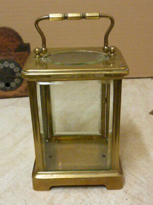 Good Old 5 Glass Carriage Clock Case (A)