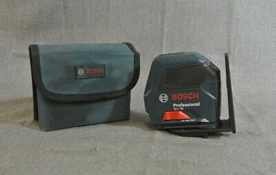Bosch Gll 50 Laser Level In Green Pouch (120441-1 Nw)