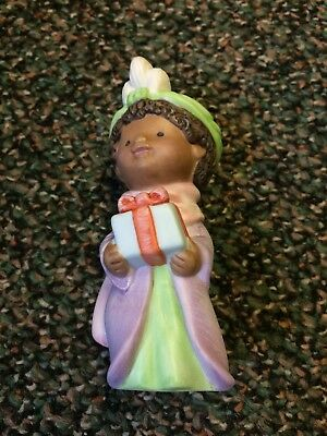 Vintage Avon Heavenly Blessings Nativity - 1986 KASPAR -  IOB