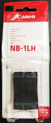 NEW Genuine Canon NB-1LH Battery for Canon S110 S200 S230 S300 S330 S400 S410