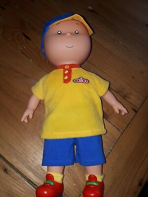 Caillou puppe