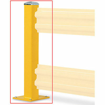 WILDECK Wilgard Two-Rib Protective Railing System - Standard Post - Double Post