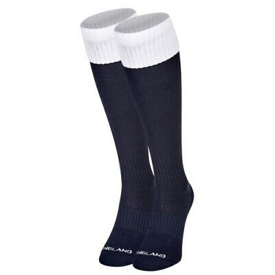 Official England Rugby Socks 2017/18 - Worn once. Adult Size S