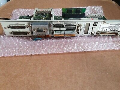 Siemens 6Sn1118-0Nh01-0Aa1 Encoder Control Board New Warranty!!!!