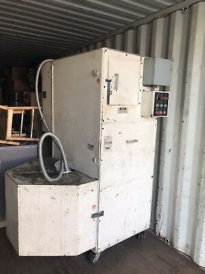 Granulator Foremost 30 HP With Blower 5HP / Cyclones.
