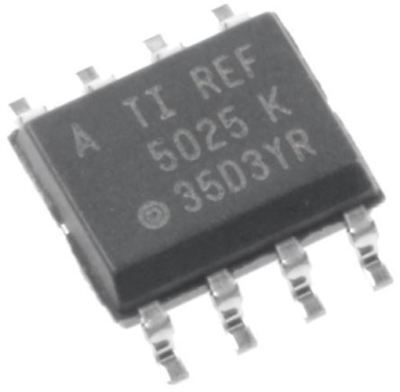 Analog Devices ADR02ARZ Fixed Series Voltage Reference 5V ±0.1 /% 8-Pin SOIC