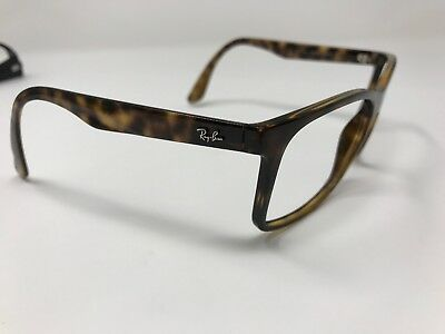 03acc992b6 Ray Ban Sunglasses RB 4232 710 13 57mm Tortoise Italy Square Frame Only JS89