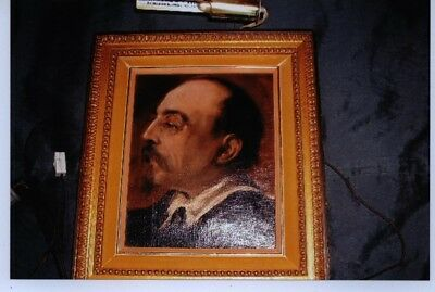 Original Antique Oil Painting from Germany (Portrait of a Man); Famous Painting?