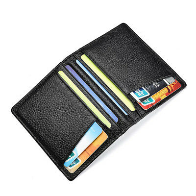Popular Men Travel Wallet Credit Card Holder Driver License Purse Document Bags