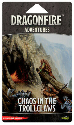 DragonFire: Adventures - Chaos in the Trollclaws | Catalyst Game Labs - New Game