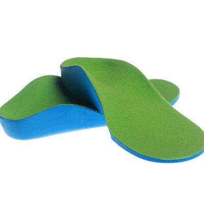 Orthopedic Insoles Flat Foot Arch Support Orthotic Pads Correction Feet V0C4