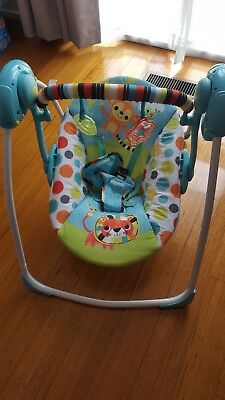 Bright Starts Swing Chair NEW